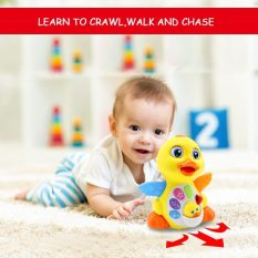 Baby Toys Musical Dancing and Singing Duck Toy 3