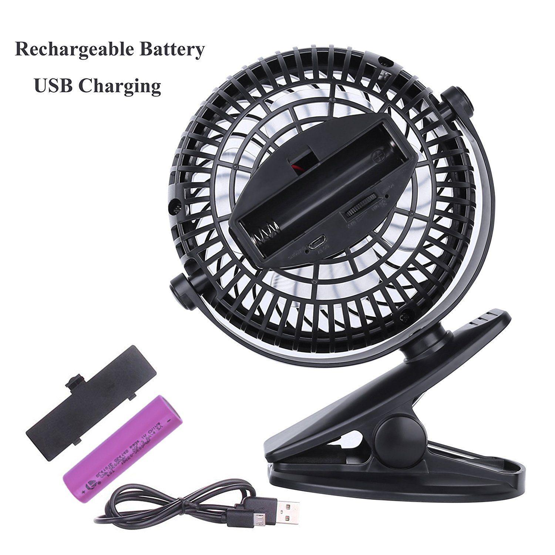 Battery-Operated-Clip-on-Mini-Desk-Fan 3