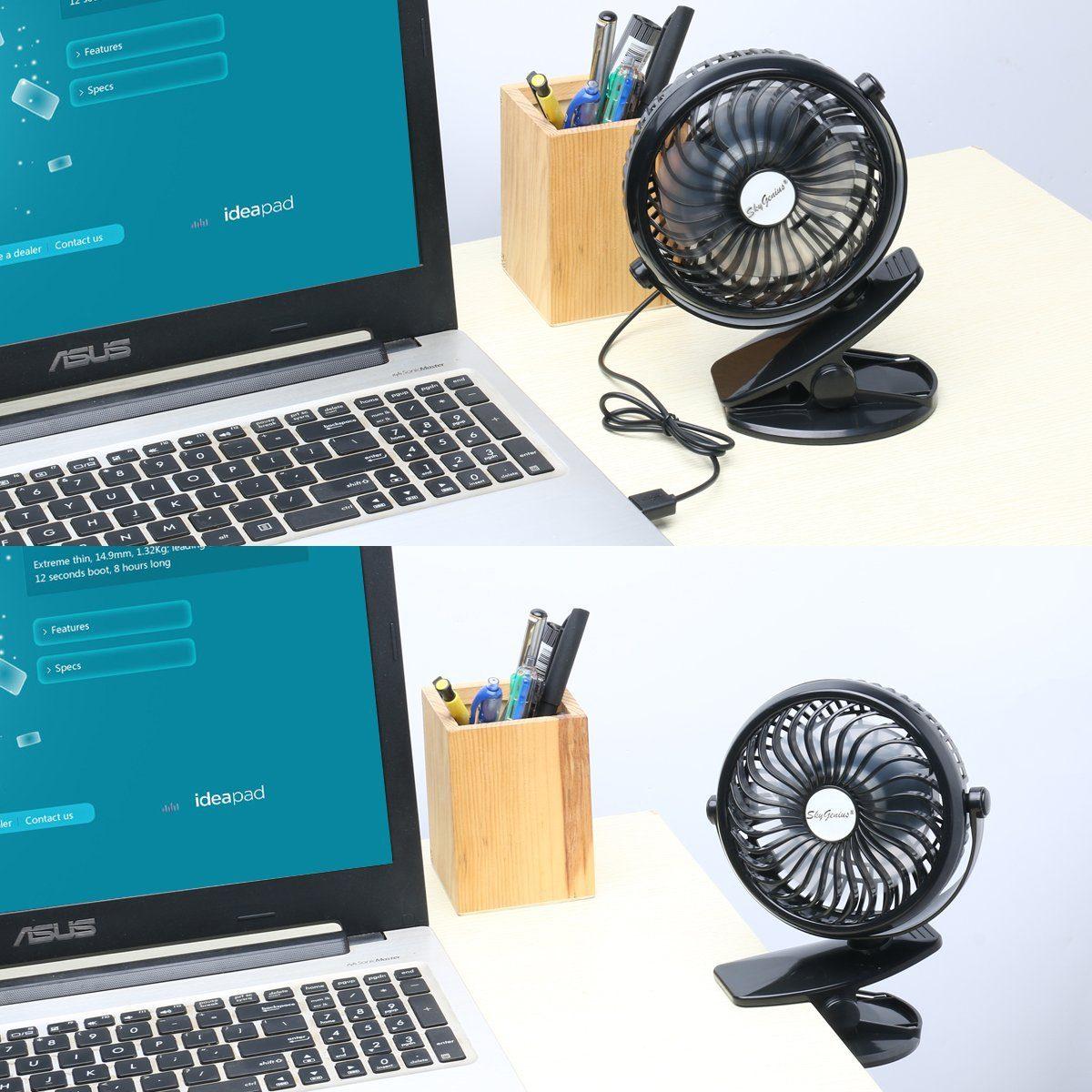 Battery-Operated-Clip-on-Mini-Desk-Fan 7