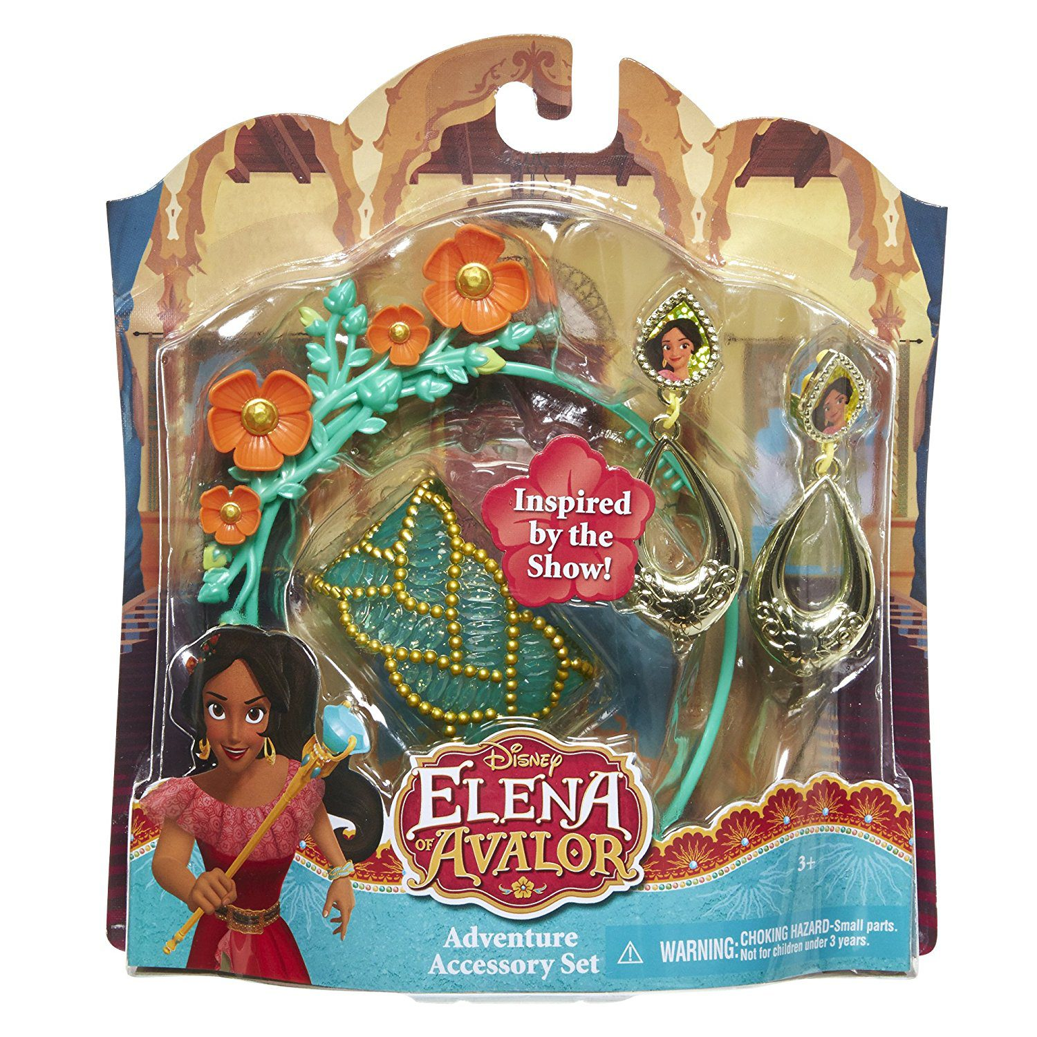 Disney Elena Of Avalor Adventure Accessory Set 1