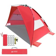 EasyUp Beach Tent Quick Cabana Sun Shelter Family Use,Sets up in Seconds 3