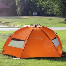 EasyUp Beach Tent Quick Cabana Sun Shelter Family Use,Sets up in Seconds 8
