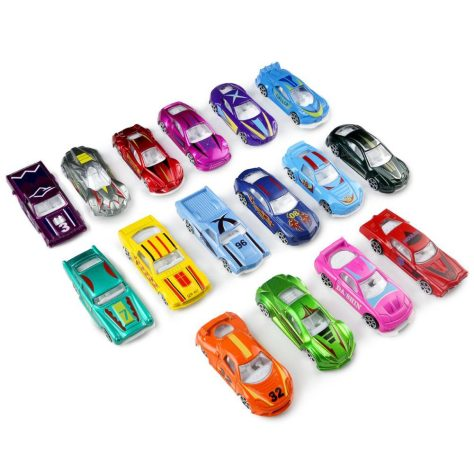 Race Car Metal Diecast Toys 1