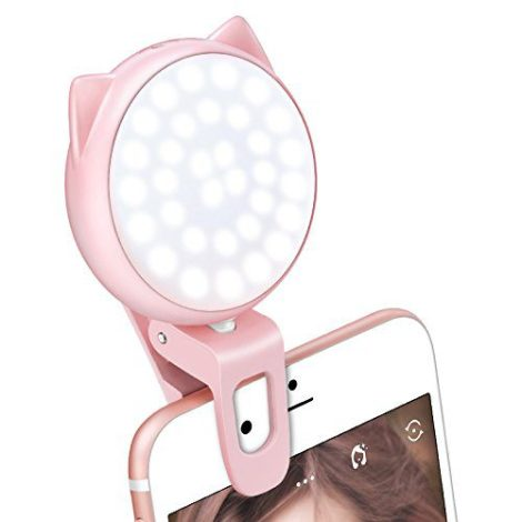 Selfie-LED-Camera-Light(32 LED)