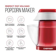 Electric Perfect Pop Volcano Popcorn Maker 1