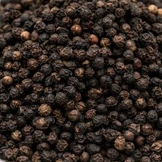 Whole black Peppercorns, 1 lb 1