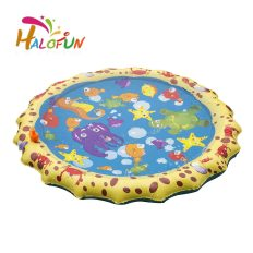 39in-Diameter Sprinkle and Splash Play Mat (Colorful 1)