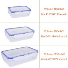 6Set Airtight Leak Proof Meal Prep Containers 3