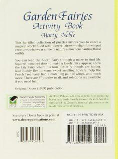 Garden Fairies Activity Book Paperback 1