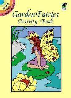 Garden Fairies Activity Book Paperback