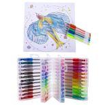 Glitter Gel Pens 2