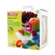 Nuby-Garden-Fresh-Fruitsicle-Frozen-Pop-Tray 1