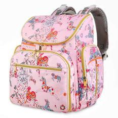 Pink Diaper Bag 2