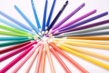 136 Colored Pencils Amazon 1