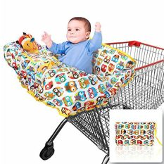 2-in-1 Shopping Cart Cover 3
