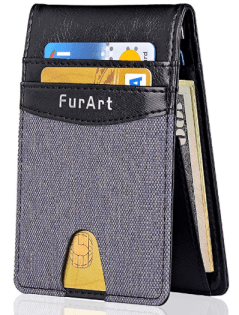2018-09-16 14_44_44-Amazon.com_ RFID Credit Card Holder FurArt Bifold Slim Wallet-Minimalist Front P