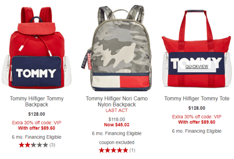 2018-09-19 10_39_31-Gym Bag Tommy Hilfiger Purses & Handbags - Macy's.png
