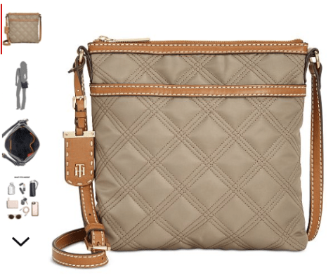 2018-09-19 10_40_09-Tommy Hilfiger Julia Triple Quilted Nylon Crossbody, Created for Macy's - Handba.png