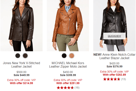 2018-09-19 21_25_22-Leather Womens Coats - Macy's.png
