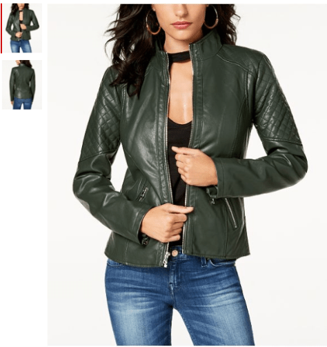 2018-09-19 21_33_32-GUESS Quilted Faux-Leather Moto Jacket - Coats - Women - Macy's