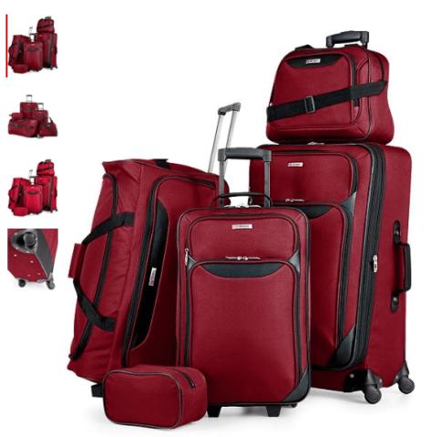 5Pcs Luggage Set 1