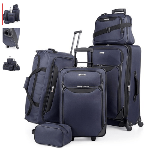 5Pcs Luggage Set
