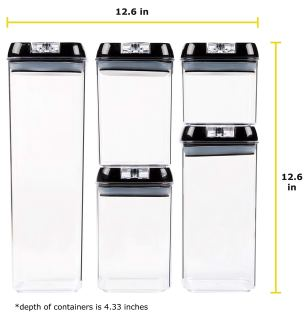 Airtight Food Storage 4