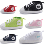 Anti-Slip Sole High-Top Sneakers