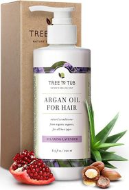 Argan Oil Conditioner for Dry Hair.