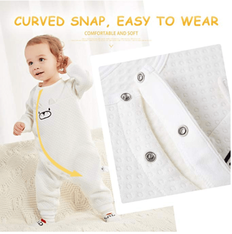 Baby Girl Cotton Long Sleeve Clothing 2