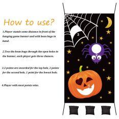 Halloween Bean Bag Toss Games 2
