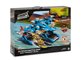 Havex Machines Ultimate Battle Ship 1