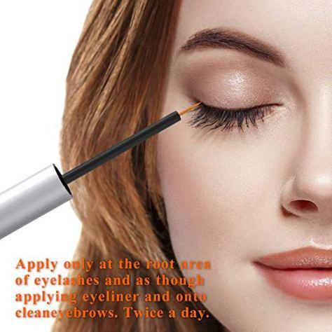 Lash Enhancer Serum Eyelash & Brow Extensions 1
