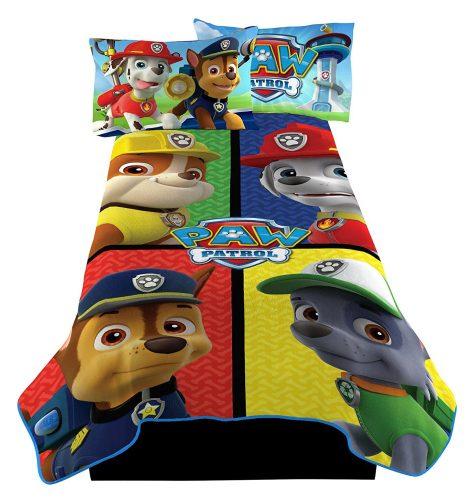 Nickelodeon PAW Patrol Puppy Rescue Microraschel Blanket.jpg