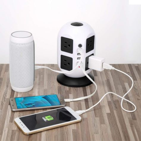 Power Strips Surge Protector 1