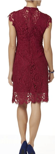 Sear's lace dress