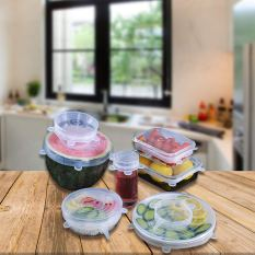 Silicone Stretch Lids Set (7-Pack 4