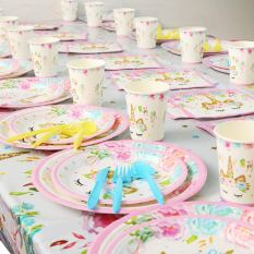 Unicorn Party Supplies Set e