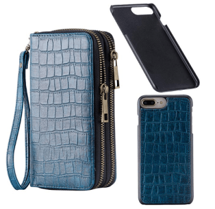 Women's Wallet with Magnetic Phone Case