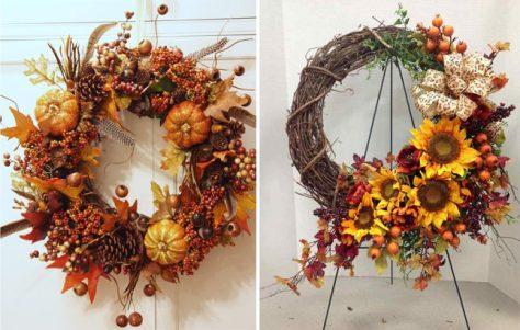fall-wreaths