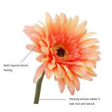 6 pcs Artificial Daisy Bridal Flowers Bouquet 2