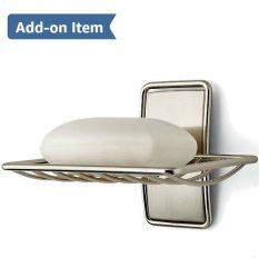 Command Satin Nickel Soap Dish