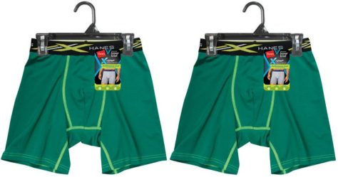 c74f8f28 Deals Finders | FREE Hanes Men's X-Temp Performance Cool Boxer Brief ...