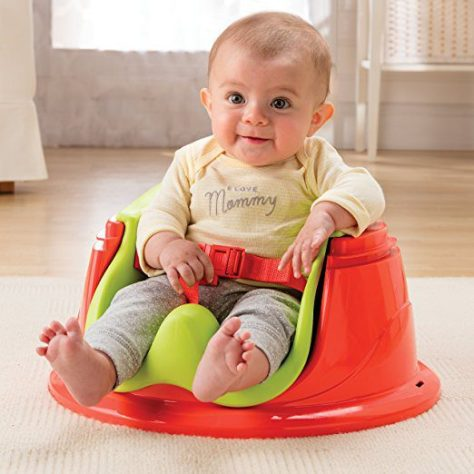 Infant 3-Stage Deluxe SuperSeat, Wild Safari A2