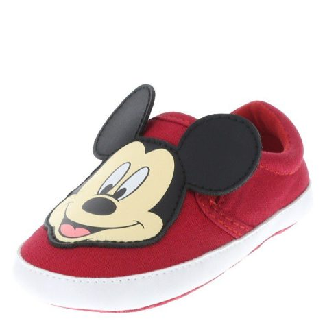 Mickey Mouse Boys' Infant Slip On.jpeg