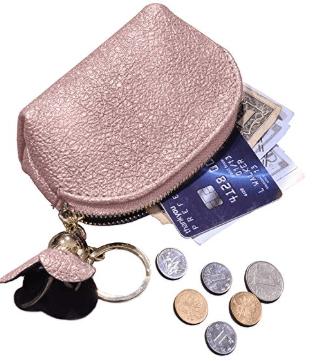 Women's Cute Leather Coin Purse A 2