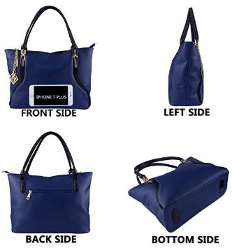 Women's PU Leather Handbags 1