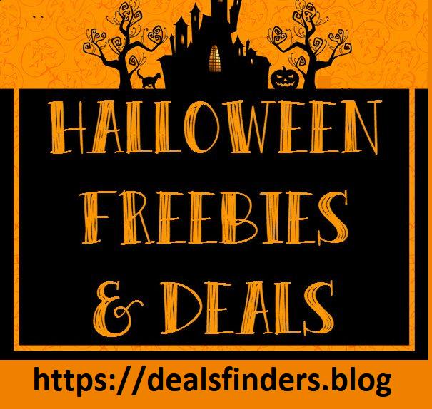 Food Deals for Halloween
