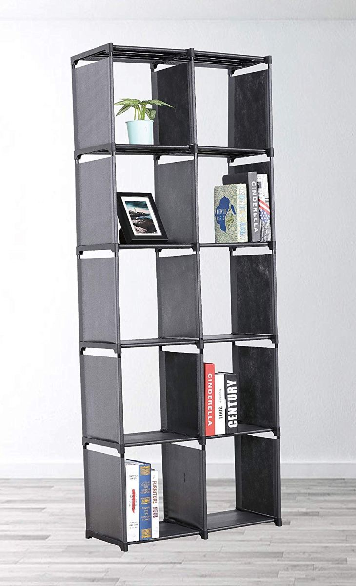 Amazon :  10-cube Cabinet Bookcase  Just $12.95 (As of 11/14/2018 9.53 AM CST)