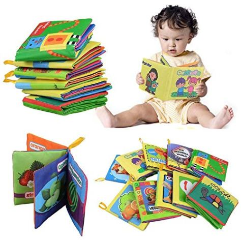 Baby Educational Book